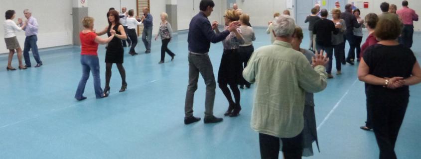 Séance de danse à Ritournelle