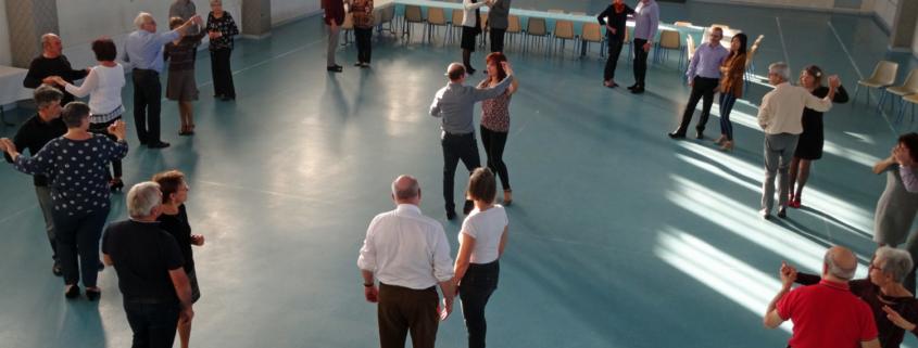 Stage de danse du 18/11/2018