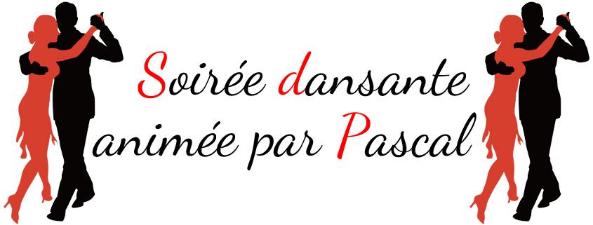 Soirée dansante animée par Pascal