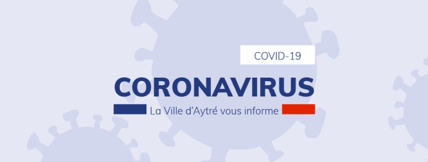 Info Covid2019 Mairie Aytré