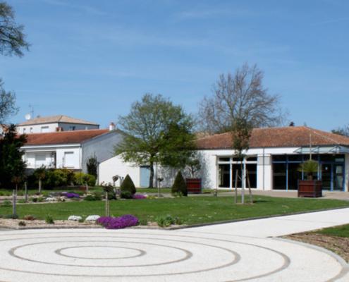 Salle Jean Vilar Aytré